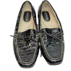 Sperry Top Sider Loafers Size 6M Embossed